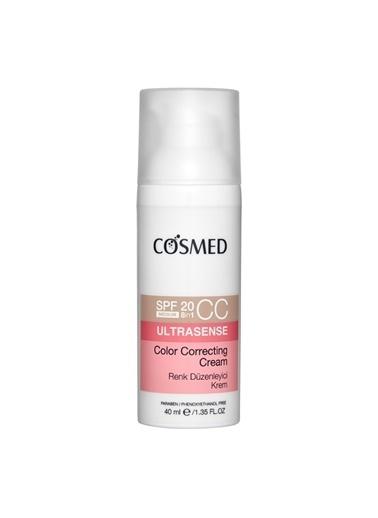 Cosmed Ultrasense Renk Düzenleyici CC Krem Orta 40 ml Ten